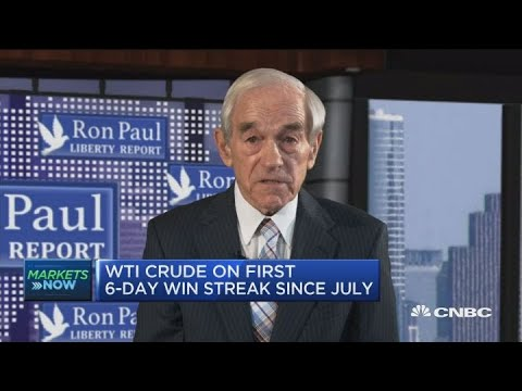 Border wall unnecessary: Fmr. US Rep. Ron Paul