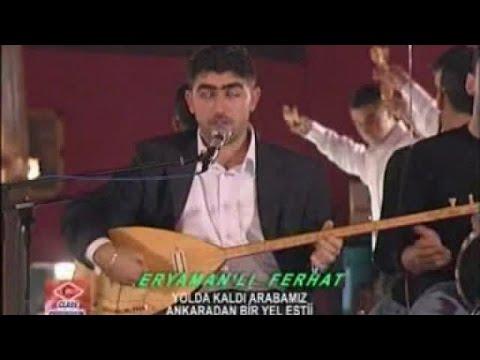 Eryamanlı Ferhat - A) Yolda Kaldı Arabamız B) Bir Yel Esti Karadan (Official Video)
