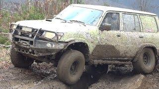 Błotne problemy - Off Road Ukraina 4x4