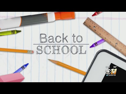 Jeff K - Today Is First Day Of School For Plano, Kennedale, Venus, And Garland ISDs