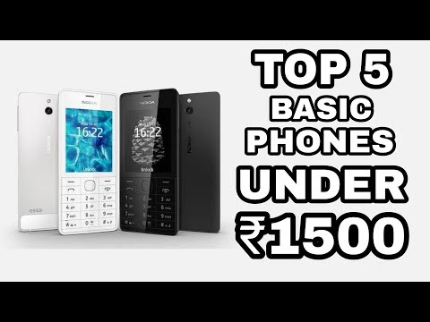 Top 5 Basic Feature Mobile Under 2000 | Best Phone Under 2000 |TechYatri
