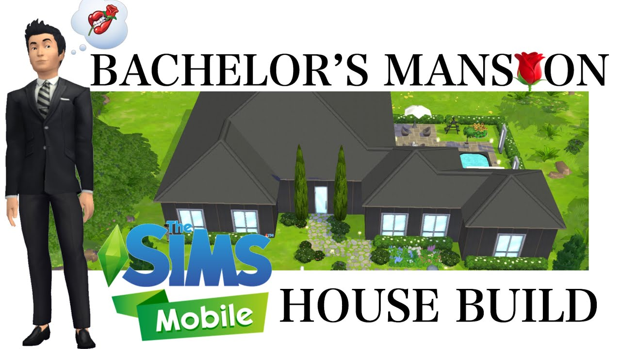 THE SIMS MOBILE • HOUSE BUILD • BACHELOR'S MANSION Building A Home Over S Mobile on building over a house, building a manufactured home, adding garage to mobile home, building over garage, building on to existing home, building additions on mobile homes,