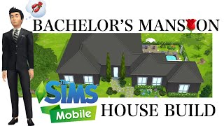 THE SIMS MOBILE • HOUSE BUILD • BACHELOR'S MANSION