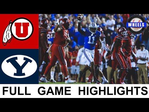 How to watch BYU Football vs. no. 21 Utah