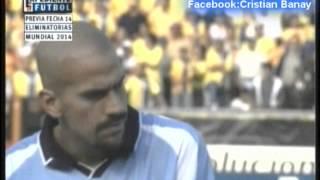 Ecuador 0 Argentina 2 Eliminatorias Corea-Japon 2002 Los goles