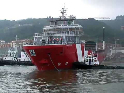 "Botadura Standby Safety Vessel ""VOS ENTERPRISE"""