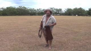 Pellejo de lora retahilero de Liberia, Guanacaste