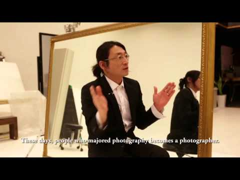 Interview about photo works '99 Variations' - Youngho Kang