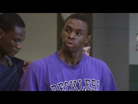 Andrew Wiggins Is The NEW #1 In The Class Of 2013 - Huntington Prep Open Gym Footage