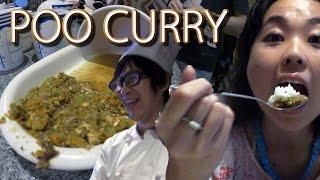 Japan's Poo Flavour Curry Restaurant