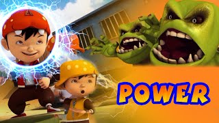 BoBoi Boy (Hindi) - The Power Pack Action | Fun Kid Videos | Cartoon for Kids in Hindi