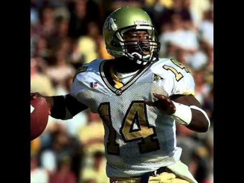 Joe Hamilton Interview - Former GT Quarterback