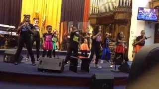 'Heaven' - G.A.P Radiance Jr Show Choir @KICC