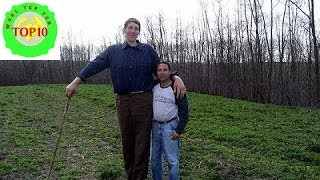 World Top Ten Tallest People Currently Alive