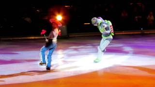 "Disney On Ice ""Buzz Lightyear Spanish mode"""