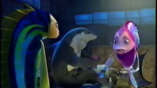 Shark Tale (2004) Trailer (VHS Capture)