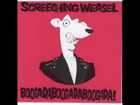 Screeching Weasel -  Stupid Over You