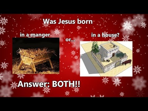 The Christmas Story, According to the Bible.
