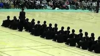 日本学生的创意队列齐步走 part1
