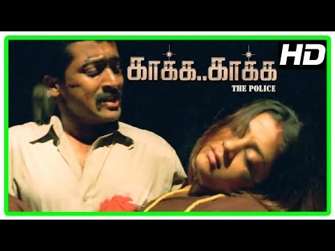 Kaaka Kaaka movie scenes | Jyothika | Daniel | Suriya | Jeevan
