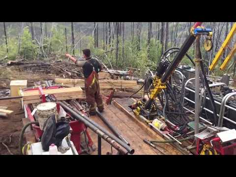 Goldstrike Resources: Luckystrike Drilling MonteCarlo Zone 2017