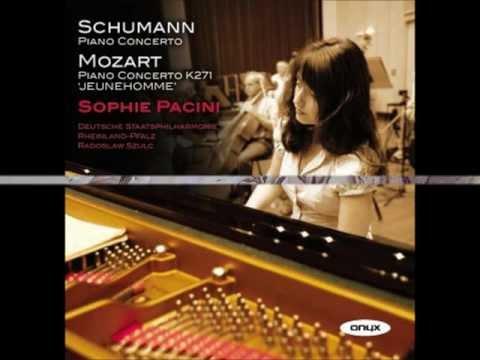 """Sophie Pacini - Mozart """"Jeunehomme"""""""