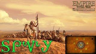 Прохождение Empire: Total War - На тропе войны #7 [Гибель братьев]