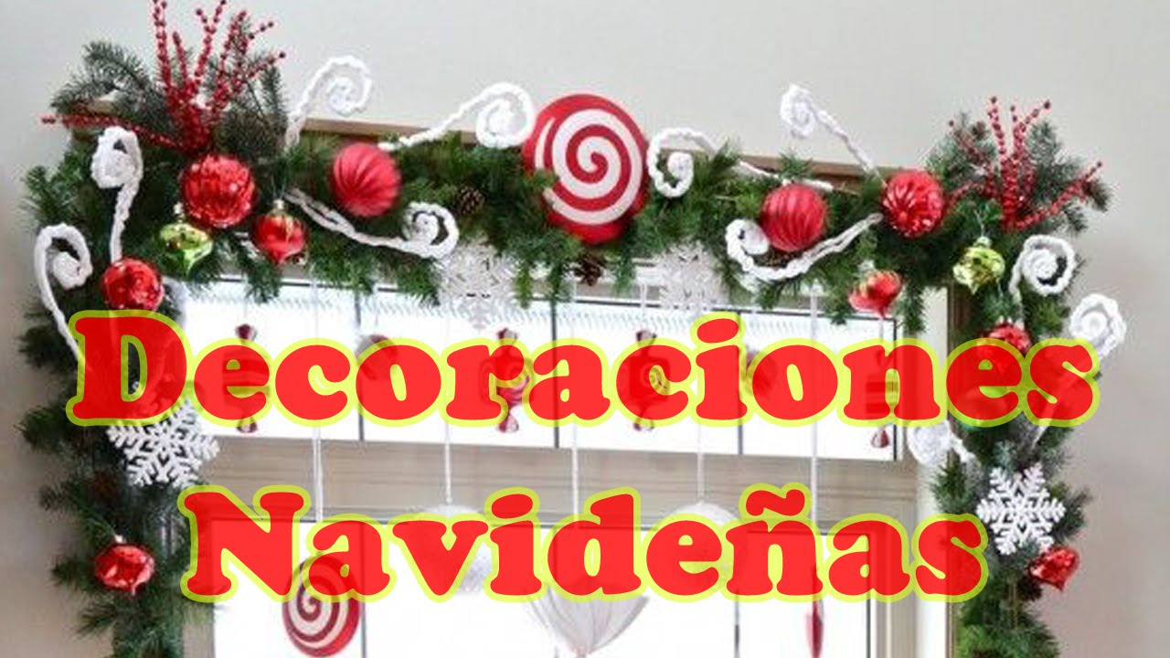 40 ideas decoraci n navide a para puertas y ventanas hd for Ideas de decoracion navidena
