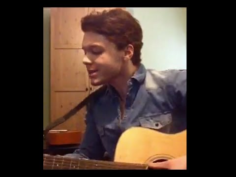 Cameron Monaghan Singing on Periscope (2/2)