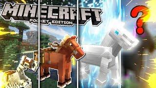 NẾU SLENDERMAN SỞ HỮU CON NGỰA ĐẸP NHẤT VÀ CHẠY NHANH NHẤT TRONG MCPE | Cuộc Sống Minecraft PE