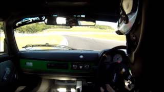 VX220 Donnington Park GP - Fast laps