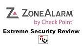 ZoneAlarm Anti-Ransomware blocks Bad Rabbit attack - YouTube