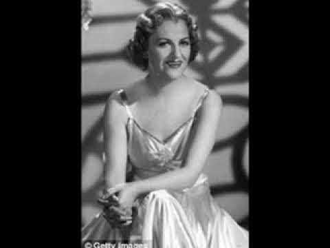 GRACIE FIELDS SINGS  - I TOOK MY HARP TO A PARTY- noel gay -  1944 BROADCAST