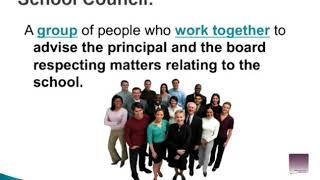 School Council Leaders Webinar