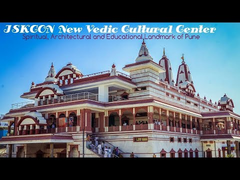 ISKCON Temple, Pune | Maharashtra .