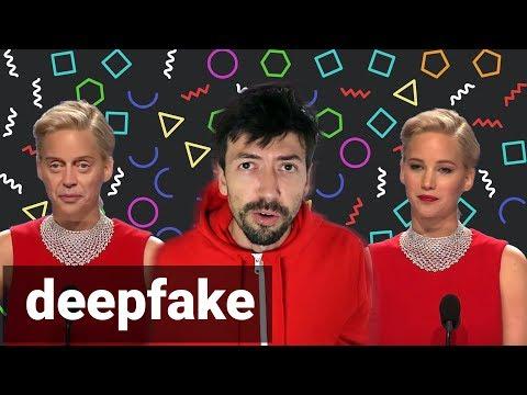 Deepfake - ЗАМЕНИТЬ ЛИЦО В ВИДЕО сможет каждый