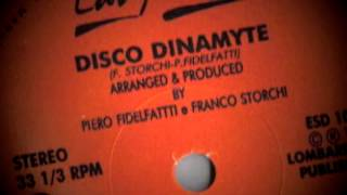 "Manuel ""Chico"" Soul Brother -- Disco Dinamyte (Heavy Vibes Version)"