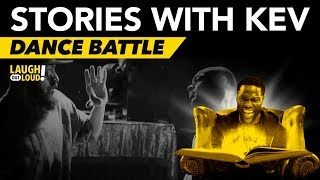 Dance Battle with Kevin Hart | Stories With Kev | LOL Network