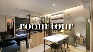 2021년에 지어진 원룸 룸투어 ROOM TOUR | …