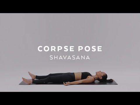 How to do Corpse Pose | Savasana Tutorial with Briohny Smyth