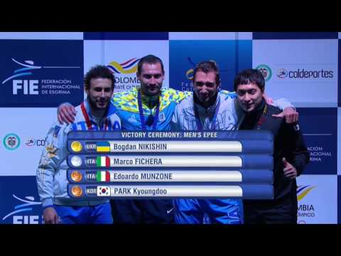 Highlights from the Fencing Grand Prix Bogota 2017