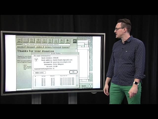 Lecture 12 — History of Cryptocurrencies [Bonus lecture]
