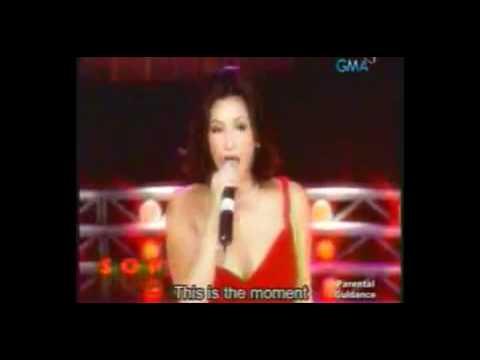 This Is The Moment (Highest Version) - Regine Velasquez