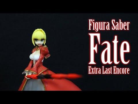 Figura Saber EXTRA Fate Extra Last Encores