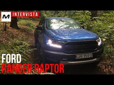 Ford Ranger Raptor: le caratteristiche del nuovo pick-up sportivo