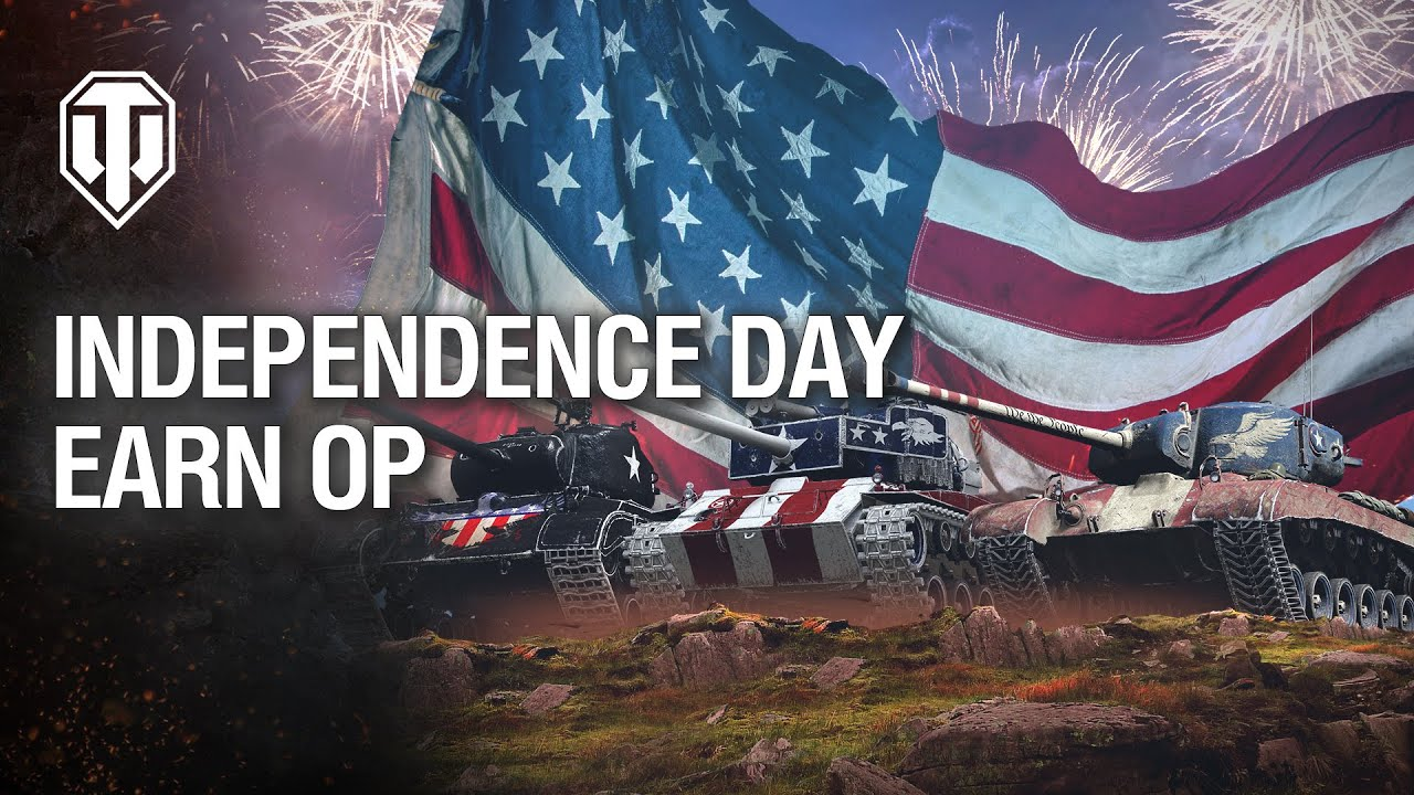 """The Bold and the Free"": Introducing Our New Independence Day Earn Op!"