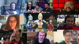 Video Konosuba Episode 3 reaction mashup download MP3, 3GP, MP4, WEBM, AVI, FLV Juli 2018