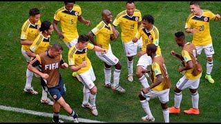 Mira un recuento de las celebraciones de gol más icónicas de los mundiales