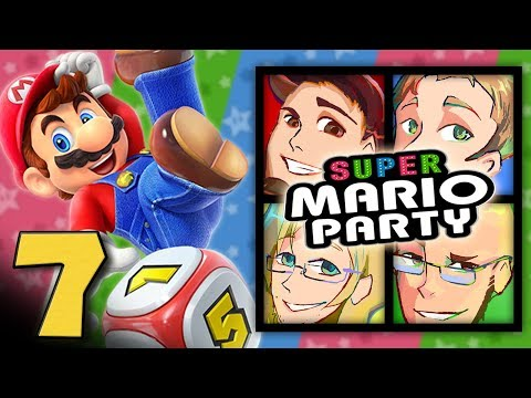 Super Mario Partner Party: COIN FLIPS - EPISODE 7 - Friends Without Benefits