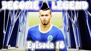 PES 2015 Become A Legend Ep.18 - NEGOTIATIONS COMPLETE
